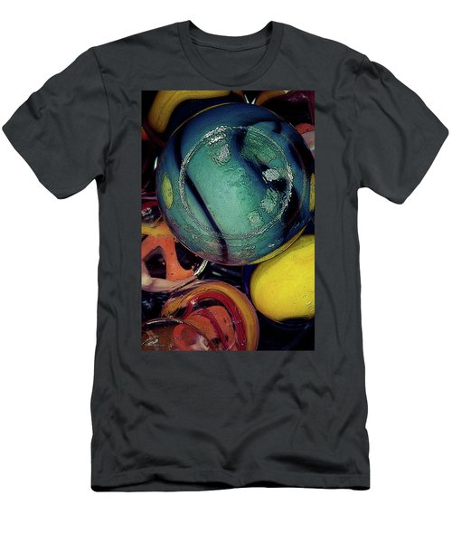 Men's T-Shirt (Slim Fit) featuring the photograph Other Worlds I by Shelly Stallings