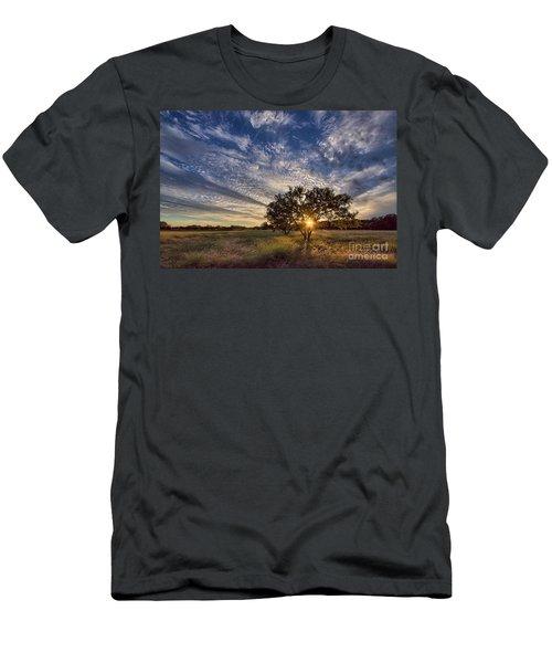 Our Backyard Men's T-Shirt (Athletic Fit)