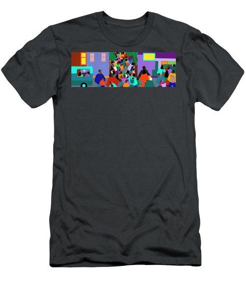 Our Community Men's T-Shirt (Athletic Fit)
