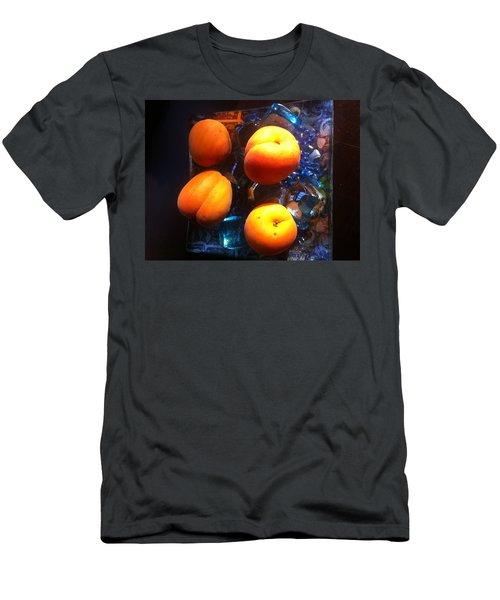Our Juicy Apricots Men's T-Shirt (Slim Fit)