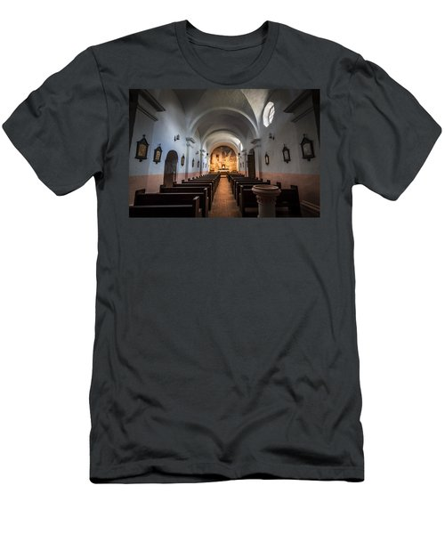 Our Lady Of Loreto Men's T-Shirt (Athletic Fit)