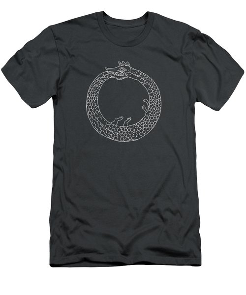 Ouroboros Men's T-Shirt (Athletic Fit)