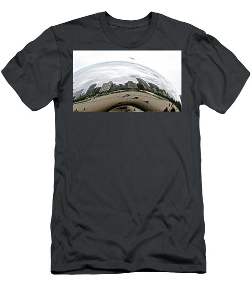 Out Of This World Men's T-Shirt (Slim Fit) by Amelia Racca