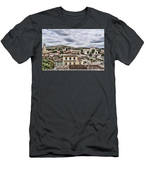 Overlook Trinidad Men's T-Shirt (Athletic Fit)