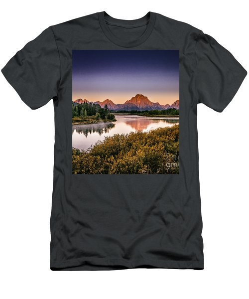 Oxbow Bend Men's T-Shirt (Athletic Fit)