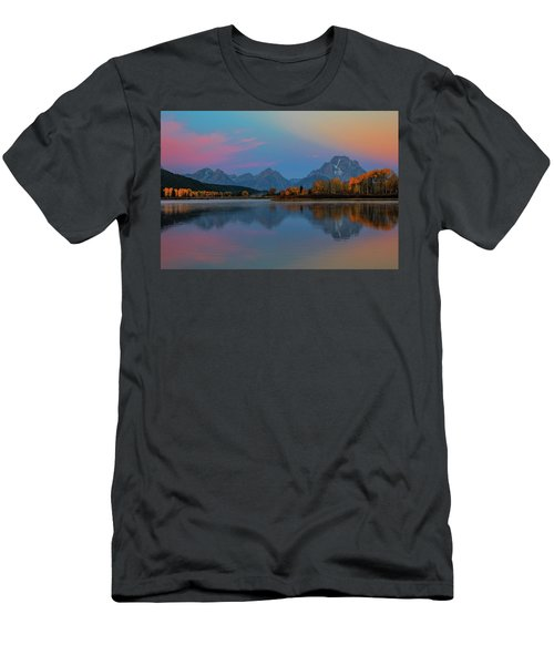 Oxbows Reflections Men's T-Shirt (Athletic Fit)