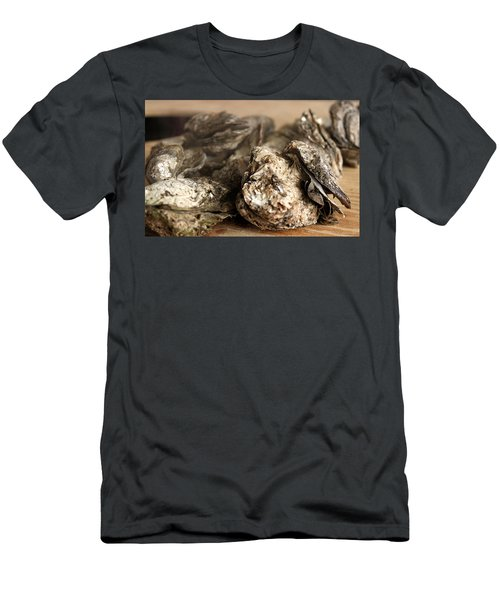 Oyster Roast Men's T-Shirt (Athletic Fit)