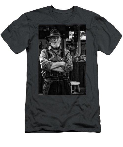 Ozark Mountain Citizen Men's T-Shirt (Athletic Fit)