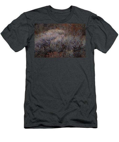 Ozarks Trees #5 Men's T-Shirt (Athletic Fit)