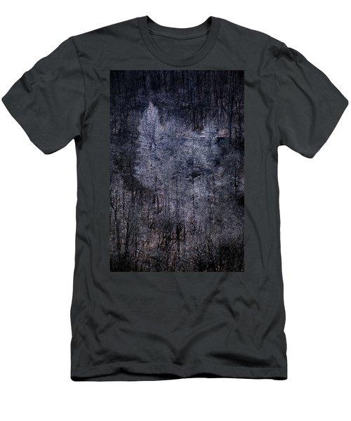 Ozarks Trees #6 Men's T-Shirt (Athletic Fit)