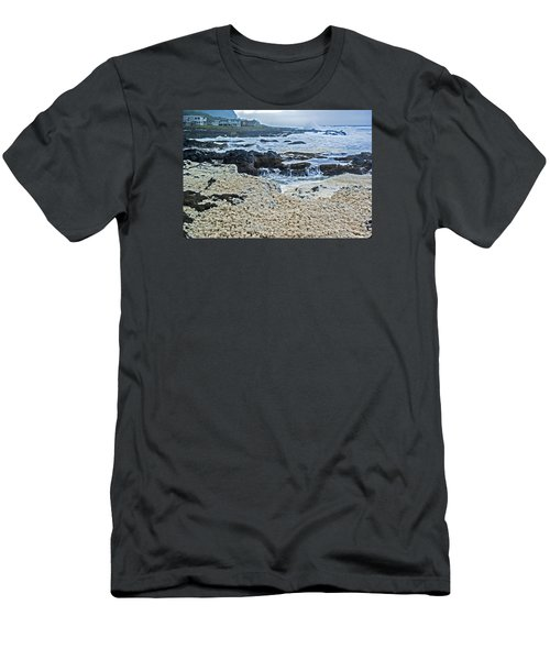 Men's T-Shirt (Slim Fit) featuring the photograph Pacific Gift by Dale Stillman