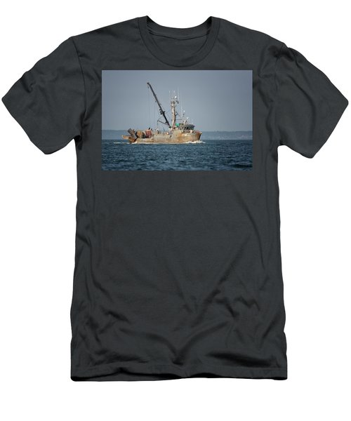 Pacific Viking Men's T-Shirt (Athletic Fit)