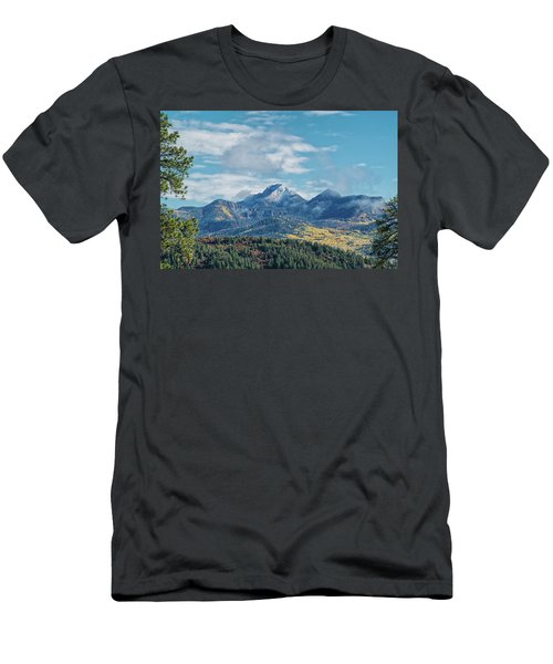 Pagosa Peak Autumn 2014 Men's T-Shirt (Athletic Fit)
