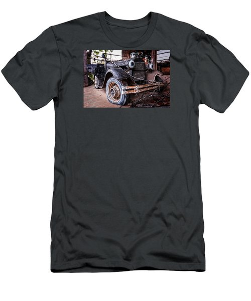 Painted Eyes Men's T-Shirt (Athletic Fit)
