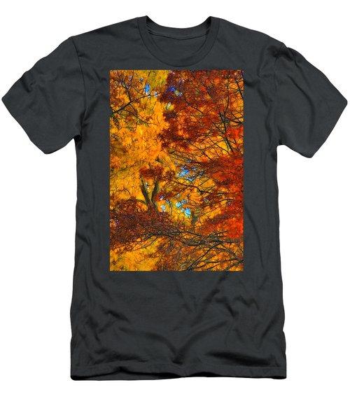 Painterly Men's T-Shirt (Athletic Fit)