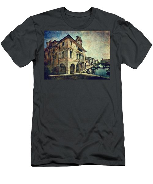 Palazzo Lisatti - Mascheroni Men's T-Shirt (Athletic Fit)