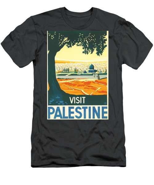 Palestine Men's T-Shirt (Athletic Fit)