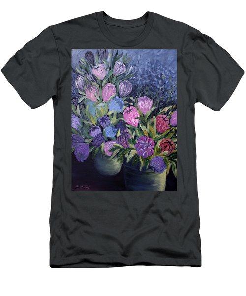 Palm Springs Market Favorites Men's T-Shirt (Athletic Fit)