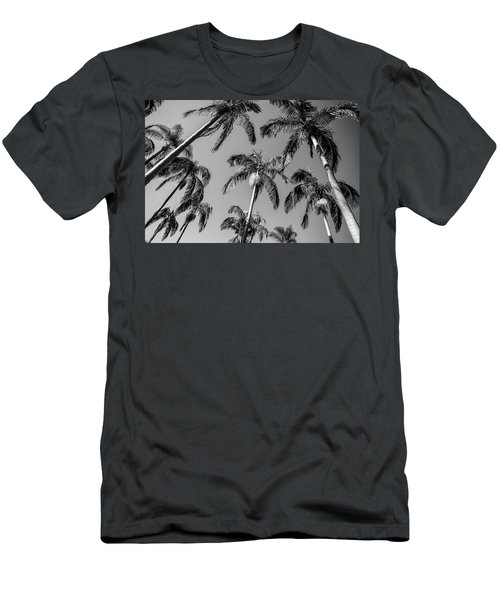 Men's T-Shirt (Slim Fit) featuring the photograph Palms Up I by Ryan Weddle
