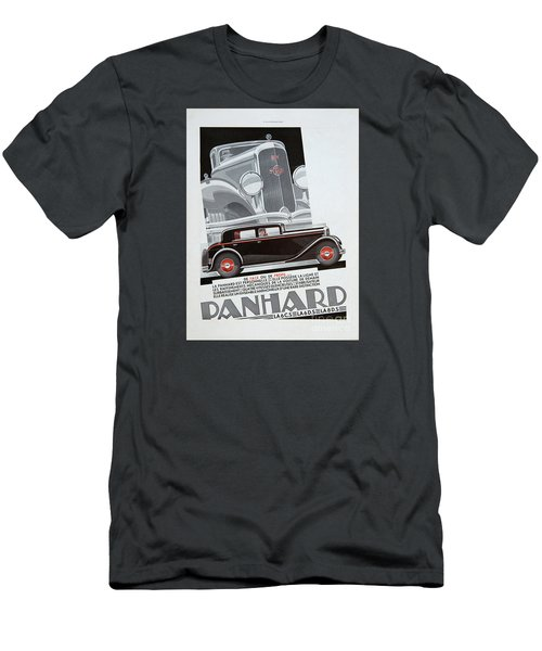 Panhard #8703 Men's T-Shirt (Athletic Fit)