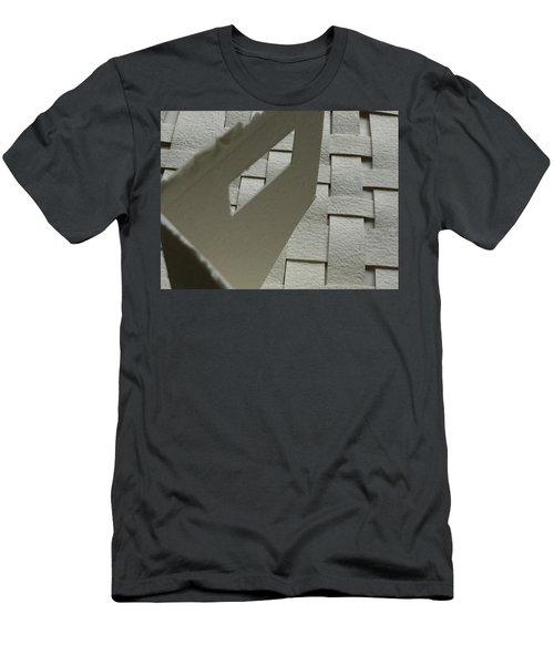Paper Structure-2 Men's T-Shirt (Athletic Fit)