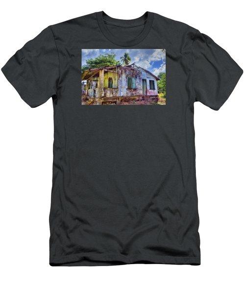 Paradise Lost Men's T-Shirt (Slim Fit) by Nadia Sanowar