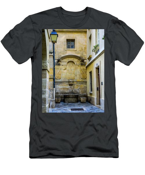 Paris Corner Le Marais Men's T-Shirt (Athletic Fit)