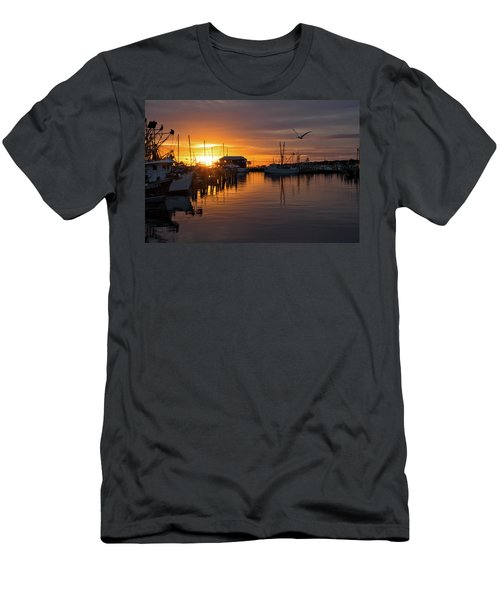 Pass Sunset Men's T-Shirt (Athletic Fit)