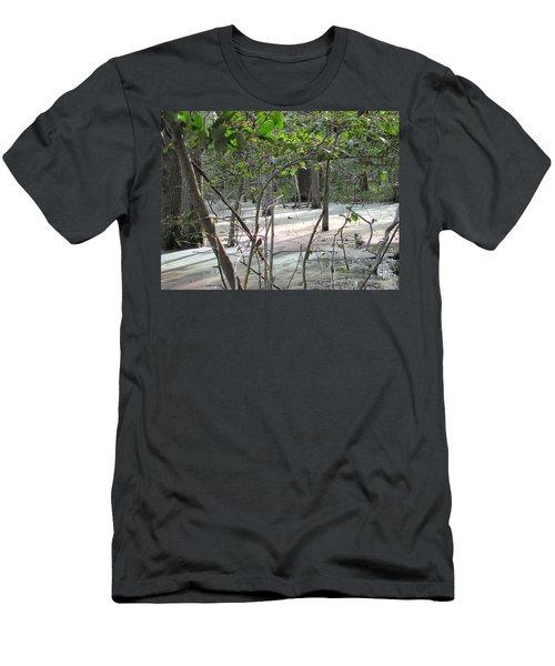 Pastel Light Men's T-Shirt (Athletic Fit)