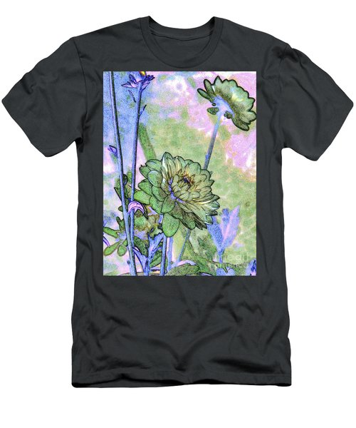 Pastelation Of Reality Men's T-Shirt (Athletic Fit)