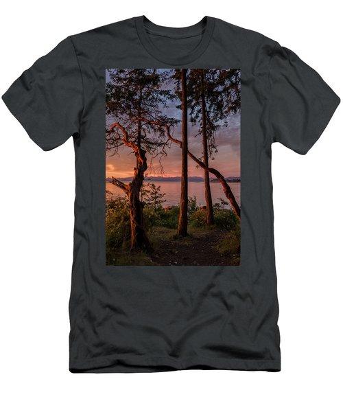 Path To Paradise Men's T-Shirt (Athletic Fit)
