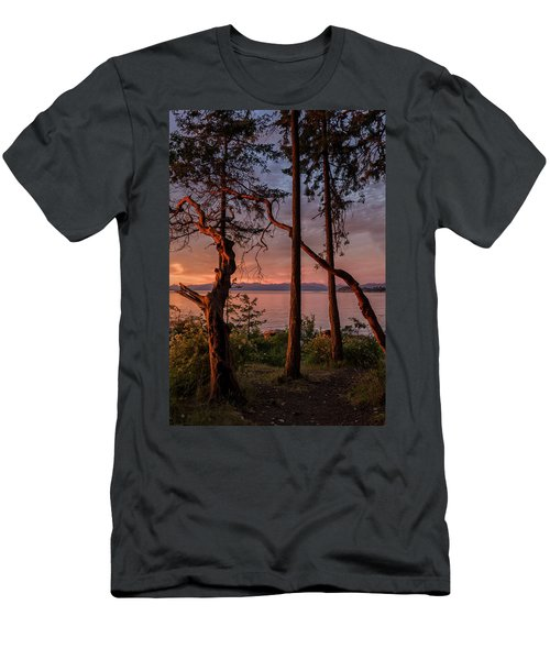 Path To Paradise Men's T-Shirt (Athletic Fit)
