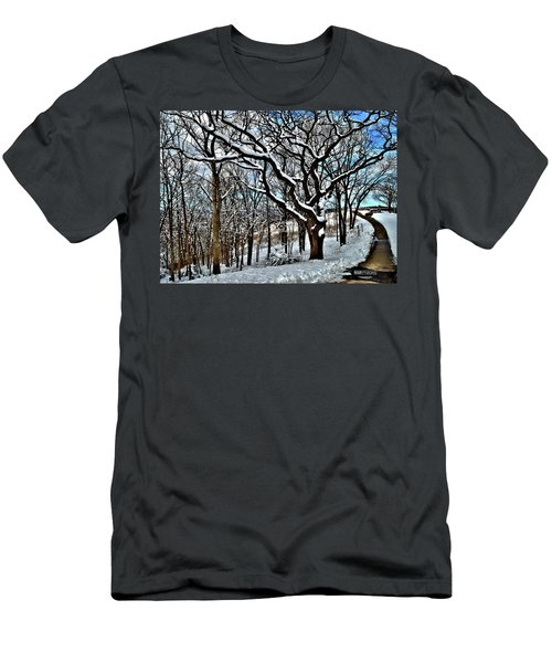 Path To The Lookout Men's T-Shirt (Athletic Fit)