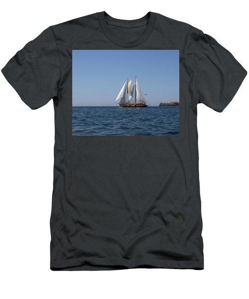 Patricia Belle 02 Men's T-Shirt (Athletic Fit)