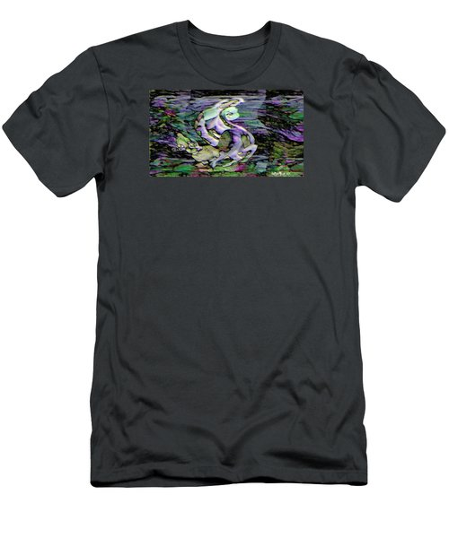 Pattern 301 _ Remarkable Moment Men's T-Shirt (Athletic Fit)