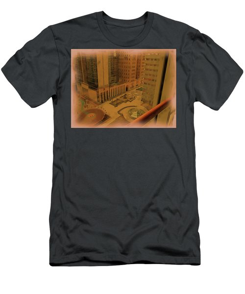 Patterns In Architecture Men's T-Shirt (Athletic Fit)