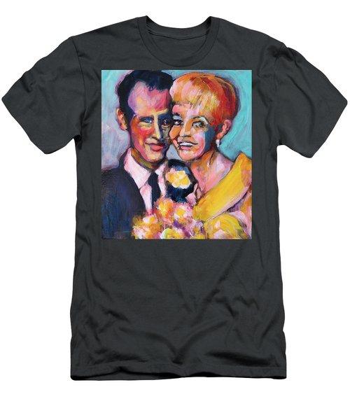 Paul And Joanne Men's T-Shirt (Athletic Fit)