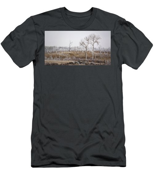 Paynton Pastures Men's T-Shirt (Slim Fit) by Ellery Russell