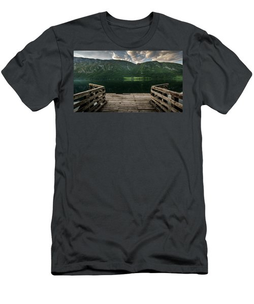 Peace And Clarity Men's T-Shirt (Athletic Fit)