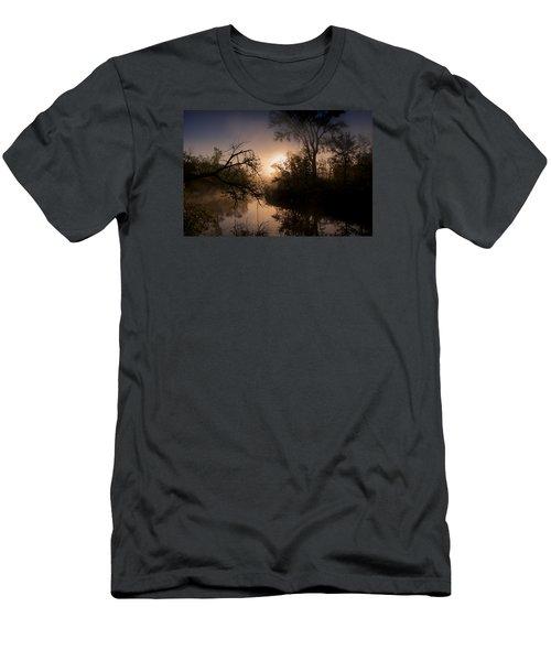 Peaceful Calm Men's T-Shirt (Athletic Fit)
