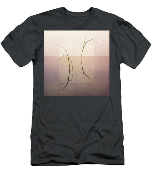 Men's T-Shirt (Slim Fit) featuring the photograph Peaceful Evening by Ari Salmela