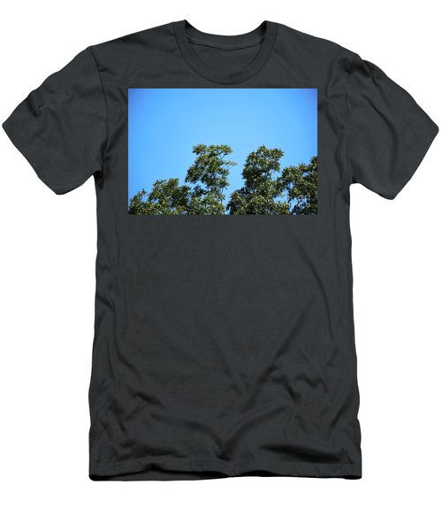 Men's T-Shirt (Slim Fit) featuring the photograph Peaceful Moment by Ray Shrewsberry