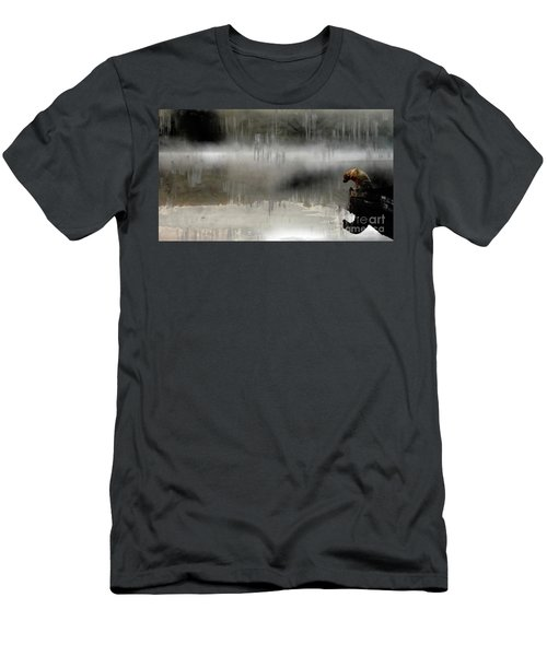 Peaceful Reflection Men's T-Shirt (Athletic Fit)