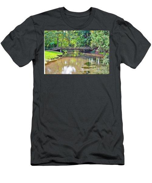 Peacefull Solitude Men's T-Shirt (Athletic Fit)