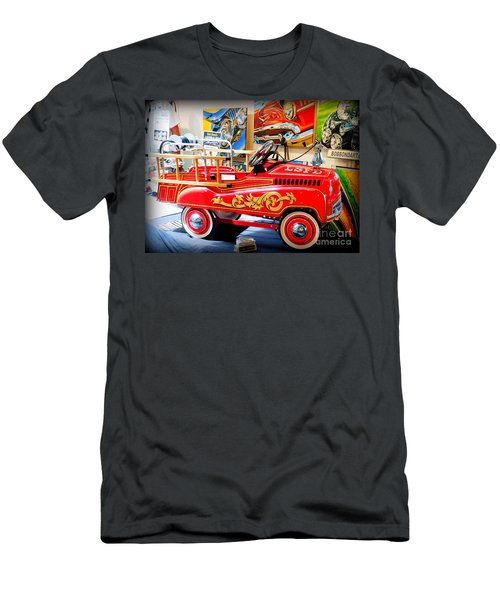 Peddle Car 1 Men's T-Shirt (Athletic Fit)