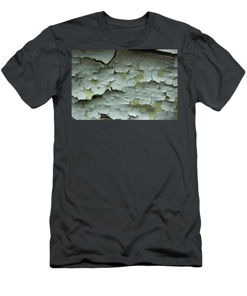 Men's T-Shirt (Slim Fit) featuring the photograph Peeling 2 by Mike Eingle