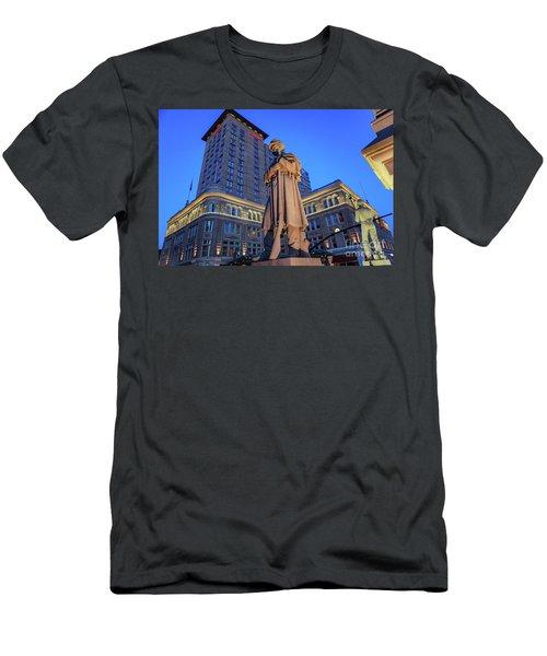 Penn Square Lancaster City Men's T-Shirt (Athletic Fit)