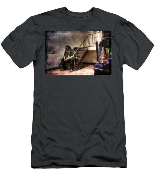 Penury - A Work In Progress Men's T-Shirt (Athletic Fit)