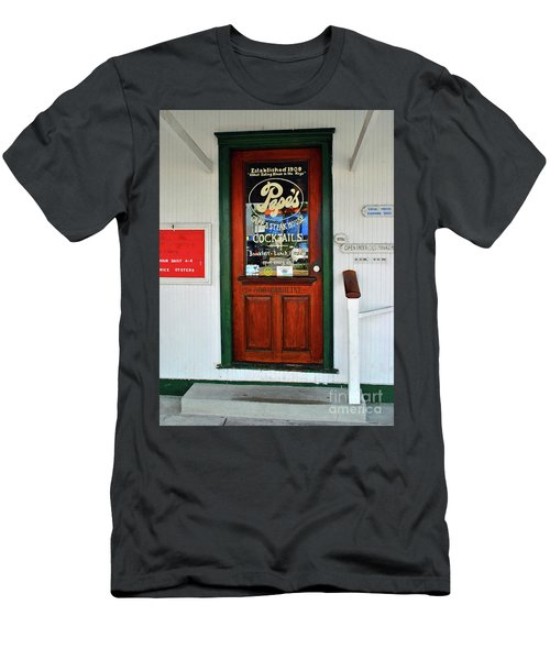 Men's T-Shirt (Athletic Fit) featuring the photograph Pepes by Jost Houk