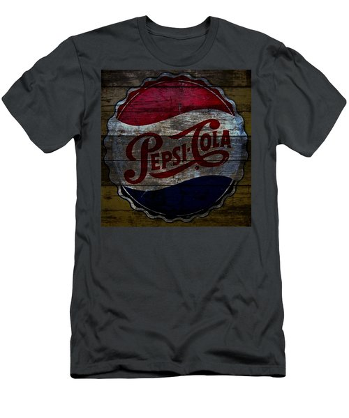 Pepsi Cola 1b Men's T-Shirt (Athletic Fit)